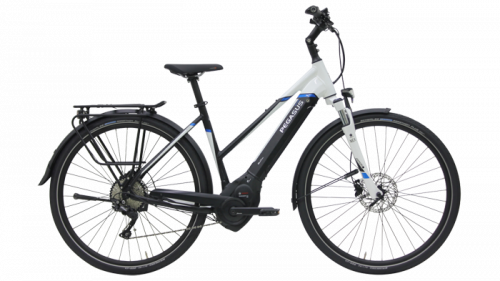 E-Bike's